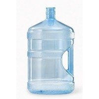 Бутыль 19 литров из ПЭТ с ручкой